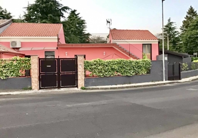Casa Vacanze Villa Etna Dimora Dei Saponari